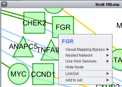 Cytoscape right click options hide node v2.2.png