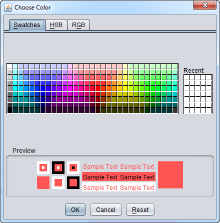 Arrays Change visual properties choose color.png